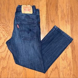 Levi's 511 Slim Dark Wash Jeans